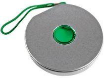 Футляр для 10 CD-дисков с хлястиком для ношения на руке, зеленый купить