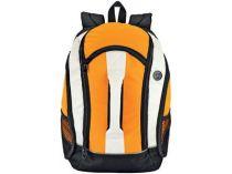 Рюкзак с 4 отделениями, чехлом для МР3 плеера и выходом для наушников, желтый купить