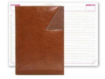 Недатированный ежедневник Valencia 5451 (650 U) 145x205 светло-коричневый купить