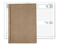 Ежедневник Luxor 5463 145x205 мм бежевый купить