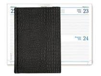 Ежедневник Luxor 5463 145x205 мм черный купить