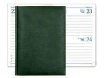 Ежедневник Marseille 5463 145x205 мм зеленый купить