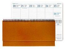 Планинг датированный Manchester 298х140 мм оранжевый купить