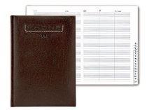 Телефонная книга KENYA 1150 (28/598) 145x205 мм коричневый купить
