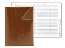 Телефонная книга  VALENCIA 1150 (28/598) 145x205 мм св.-коричневый купить