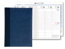 Еженедельник Velvet 5485 (D38) 210x297 мм синий купить