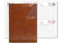 Ежедневник VALENCIA 5450 (650) 145x205 мм  светло-коричневый купить