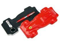 Набор Ferrari (Феррари): ручка шариковая, брелок-фонарик купить