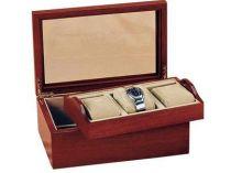 Шкатулка для хранения часов деревянная купить