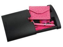 Набор Ungaro (Унгаро): футляр для кредитных карт, ручка шариковая, платок шелковый купить