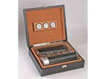 Хумидор (коробка для хранения сигар) с аксессуарами купить