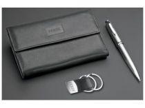 Набор Ferre (Джанфранко Ферре): дамское портмоне, брелок, шариковая ручка купить
