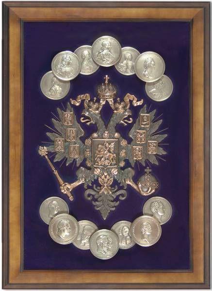 герб династии романовых